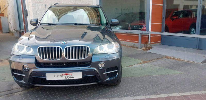BMW X5 xdrive 40D 5 puertas Capó