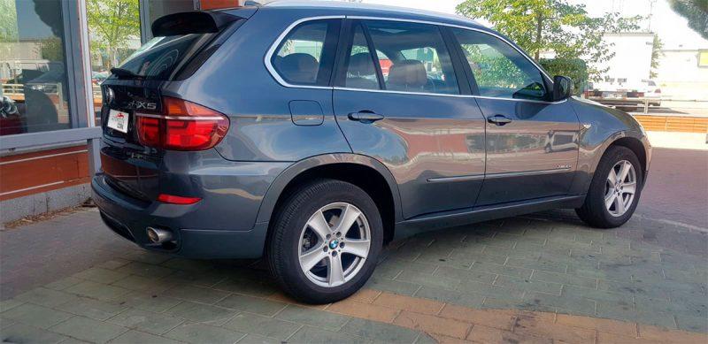 BMW X5 xdrive 40D 5 puertas Lateral derecho