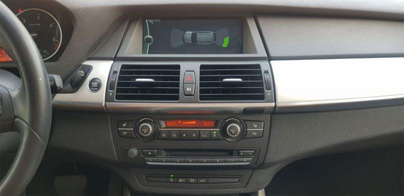 BMW X5 xDRIVE 40d puertas Salida aire acondicionado
