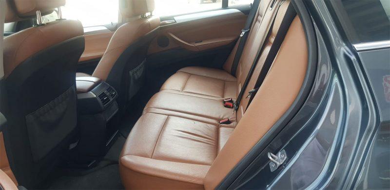 BMW X5 xdrive 40D 5 puertas Tapicería
