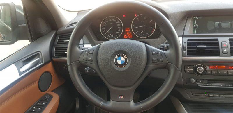 BMW X5 xdrive 40D 5 puertas Volante