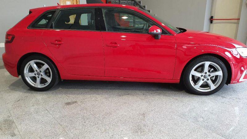 Audi A3 Sport Edition 2.0 TDI Sportback 150 lateral drch