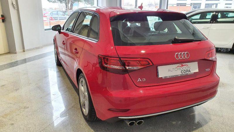Audi A3 Sport Edition 2.0 TDI Sportback 150