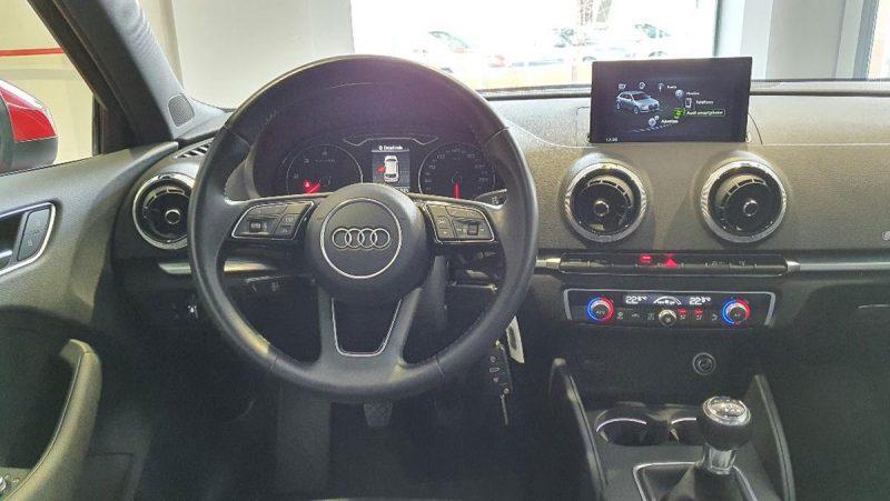 Audi A3 Sport edition 2.0 TDI volante