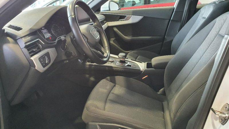 Audi A4 2.0 TDI S Tronic asiento delantero