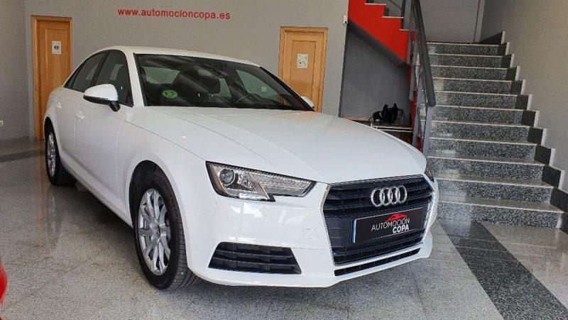 Audi A4 2.0 TDI S Tronic frontal dch