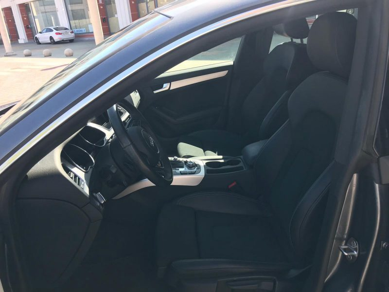 Audi A5 Sportback 2.0 TDI asiento delantero