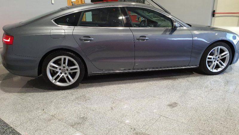Audi A5 Sportback 2.0 TDI lateral dch