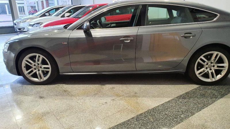 Audi A5 Sportback 2.0 TDI lateral izq