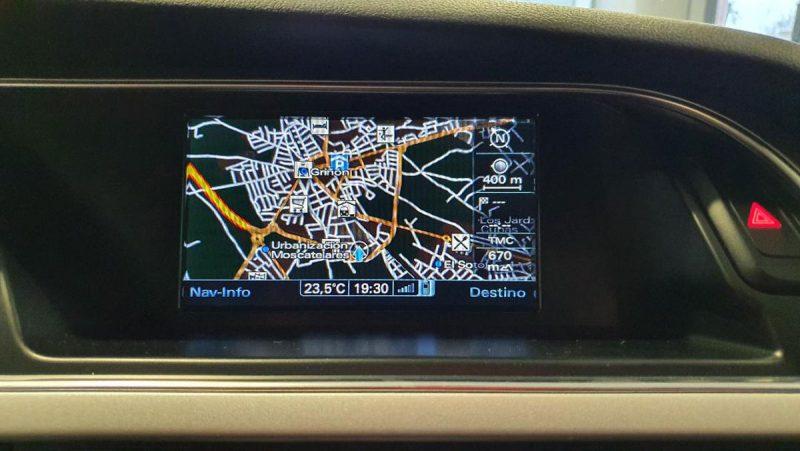 Audi A5 Sportback 2.0 TDI navegador