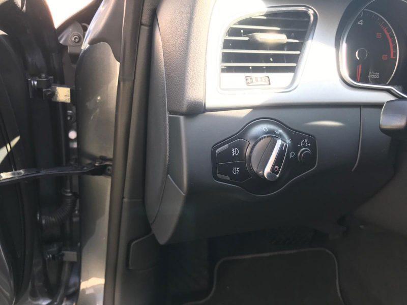 Audi A5 Sportback 2.0 TDI panel luces
