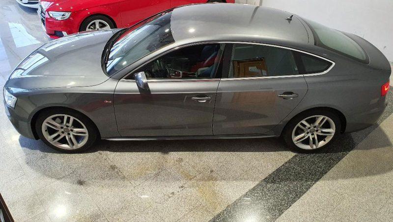 Audi A5 Sportback 2.0 TDI techo