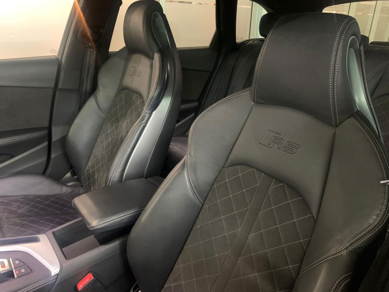 Audi RS4 Avant 2.9 TFSI 331 kW quattro tiptro asientos delanteros