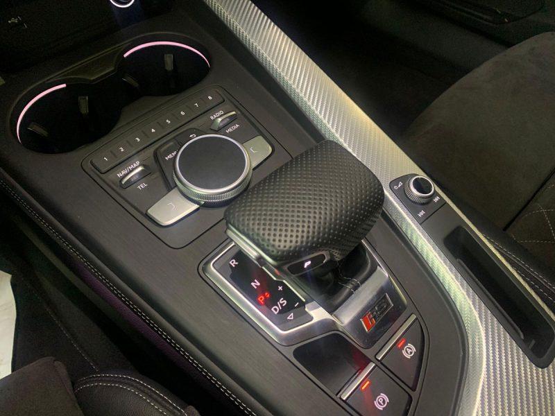 Audi RS4 Avant 2.9 TFSI 331 kW quattro tiptro caja de cambios