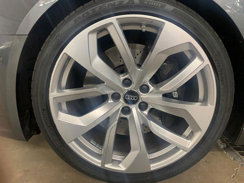 Audi RS4 Avant 2.9 TFSI rueda