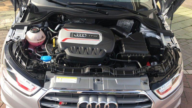 Audi S1 Sportback 2.0 TFSI quattro motor