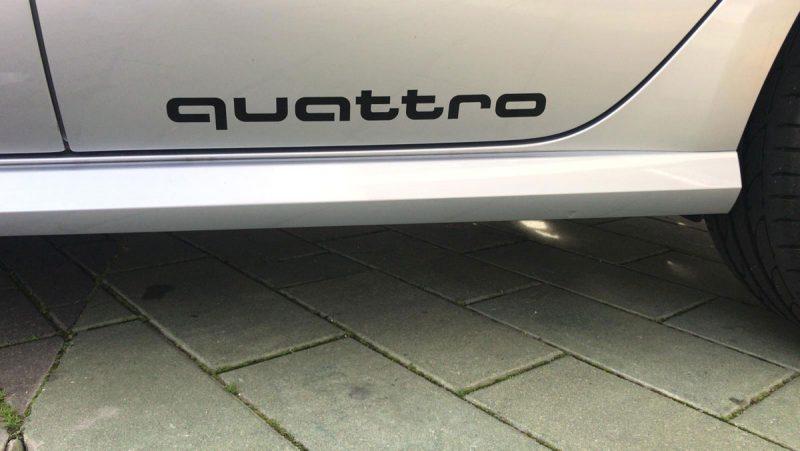 Audi S1 Sportback 2.0 TFSI quattro etiqueta quattro