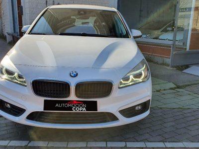 BMW Serie 2 218d Active Tourer vista frontal
