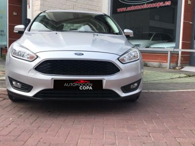 Ford Focus 1.0 Ecoboost Auto S&S visión frontal