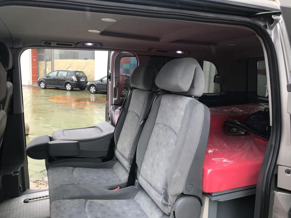 Mercedes-Benz Viano 2.2 CDI Trend larga asientos segunda fila