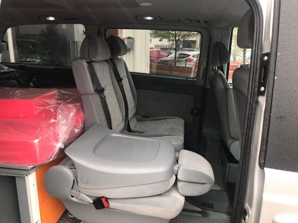 Mercedes-Benz Viano 2.2 CDI Trend larga asientos traseros