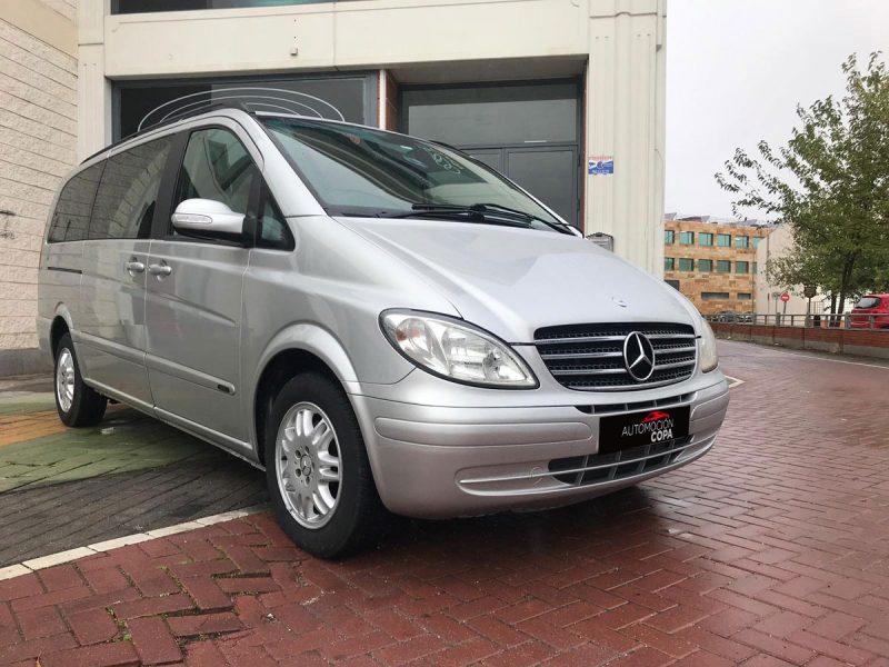 Mercedes-Benz Viano 2.2 CDI Trend larga lateral delantero dch