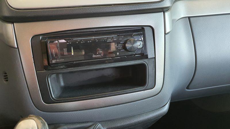 MERCEDES-BENZ VIANO 2.2 CDI Trend Extralarga panel de control del audio