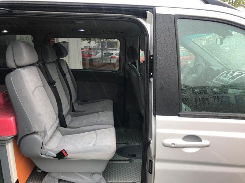 Mercedes-Benz Viano 2.2 CDI Trend larga visión asientos drch