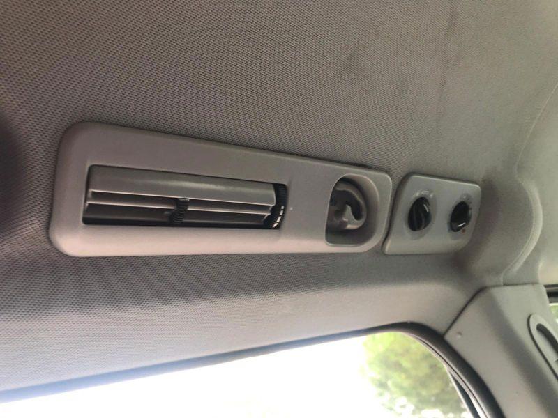 Mercedes-Benz Viano 2.2 CDI Trend larga visión interior