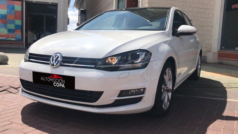 Volkswagen Golf Sport 2.0 TDI BMT DSG faro delantero izq