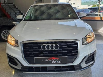 Audi Q2 design edition frontal