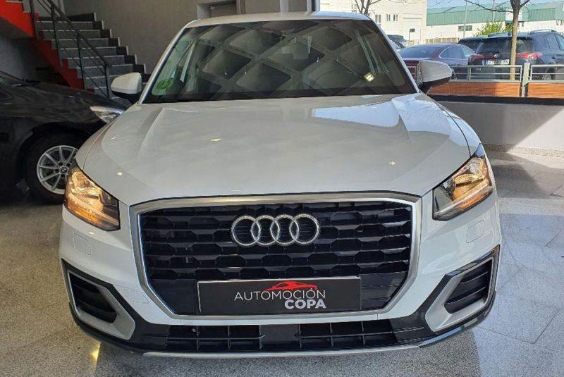 Audi Q2 design edition frontal
