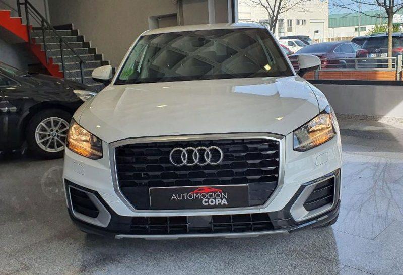 Audi Q -design edition frontal izquierdo