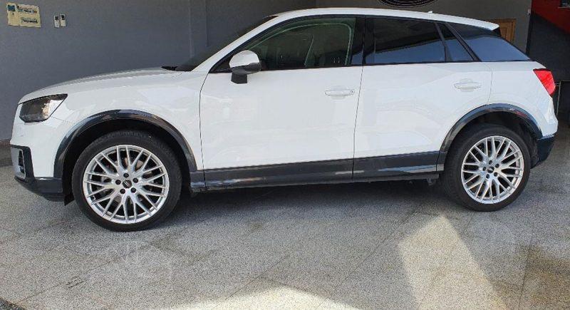 Audi Q2 design edition lateral izquierdo