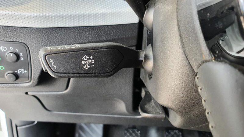 Audi Q2 design edition mando speed