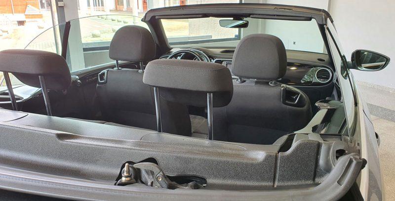 Volkswagen Beetle Cabrio Auto 110KW 150CV traser