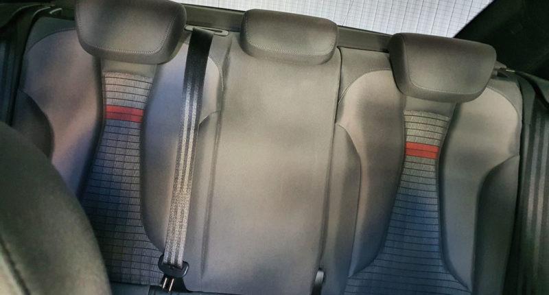Interior Audi A3 Sedán de segunda mano