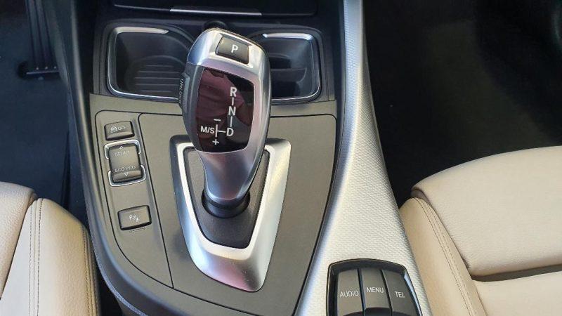 BMW Serie 2 225dA Coupe cambio de marcha