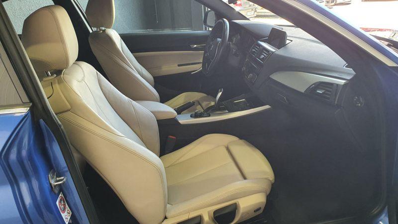 BMW Serie 2 225dA Coupe asientos delanteros