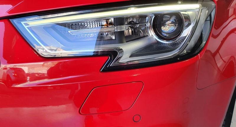 Faros Audi A3 Sport edition 1.0 TFSI Sedan 4p de segunda mano