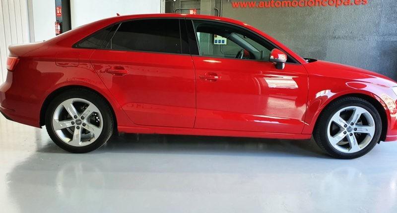Audi A3 Sport edition 1.0 TFSI Sedan 4p de segunda mano