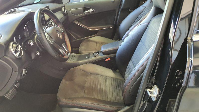 MERCEDES-BENZ Clase GLA 200 CDI AMG line 5p asientos delanteros y volante