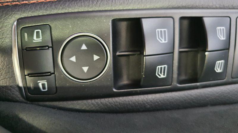 MERCEDES-BENZ Clase GLA 200 CDI AMG line 5p control de ventanillas y espejos en puerta del conductor