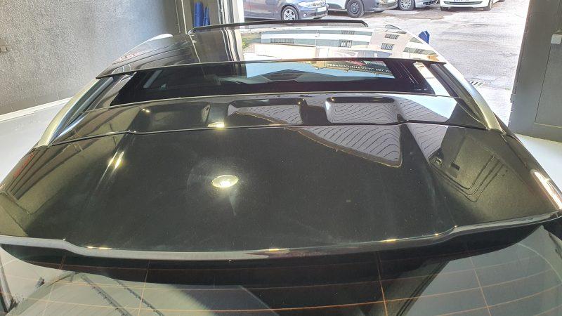 MERCEDES-BENZ Clase GLA 200 CDI AMG line 5p vista techo panoramico electrico