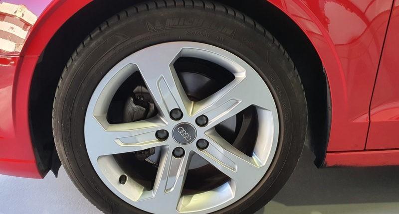Rueda Audi A3 Sedán de segunda mano