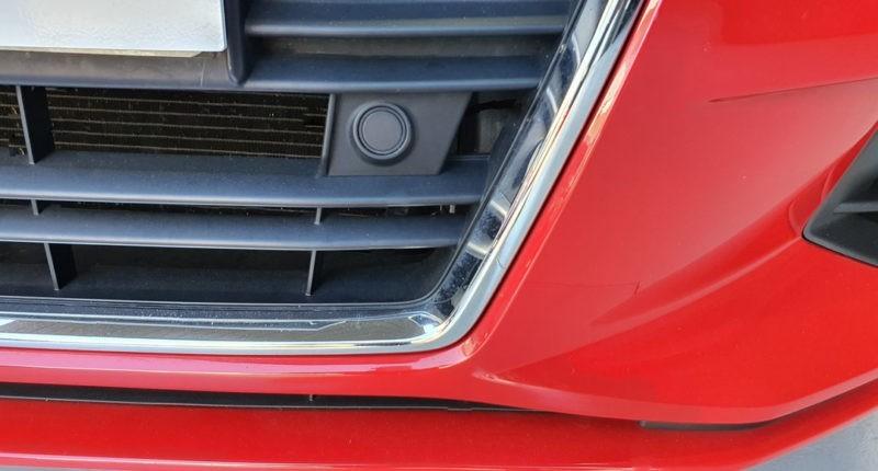 Sensores delanteros Audi A3 Sport edition 1.0 TFSI Sedan 4p