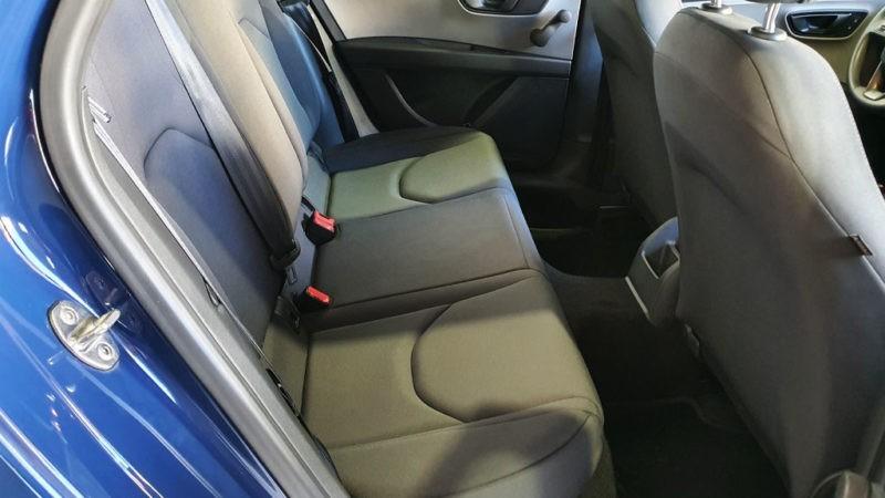 Asientos traseros Seat León ST 1.6 TDI StSp Reference