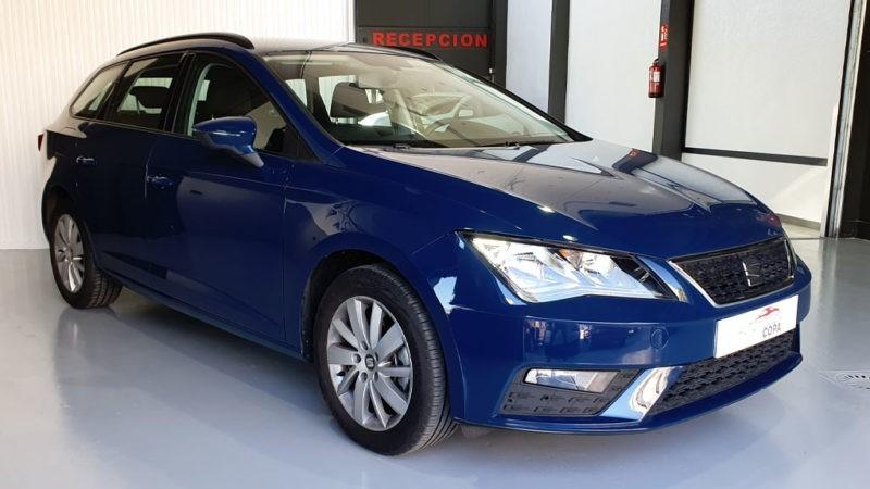 SEAT León ST 1.6 se segunda mano