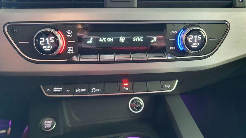 AUDI A5 2.0 TDI Coupe 190CV S line control de aire acondicionado y calefaccion