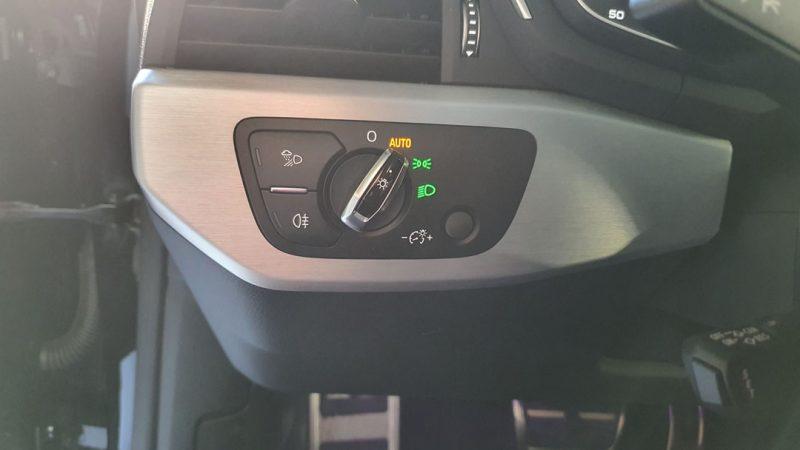 AUDI A5 2.0 TDI Coupe 190CV S line panel de control de faros